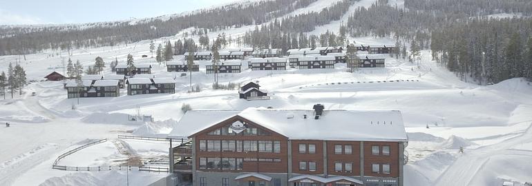 Nytt hotell i Stöten - Mountainlodge